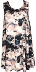 Adia - Tunika klänning med smart mönster