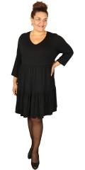 Studio - Tunika Kleid mit Volants