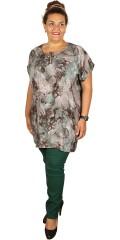 Cassiopeia - Rosalie tunika kjole med litt vingeerme