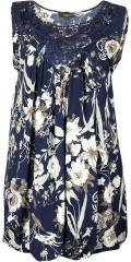 DNY - Cam kjole/tunika, (ligner becca) med underkjole, som giver ballon effekt