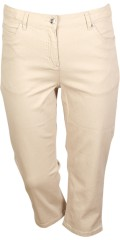 Zhenzi - Stump trousers curve shaping fit with stretch