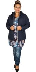 Zhenzi - Nice transition jacket with detachable cap and pockets