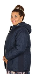Zhenzi - Nice transition jacket with detachable cap and pockets