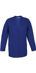 Zhenzi - Long-sleeve summer jacket with pockets in the sides