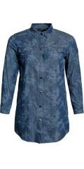 CISO - Hemdjacke mit Brust und schräg Taschen sowie in super fein fest Qualität.