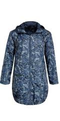 CISO - Overgangs parka jakke med hette