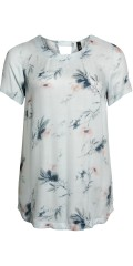 CISO - Tunica in hard fabric with short sleeve