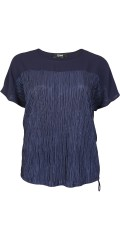 Q´neel - Really nice blouse in great pleated material