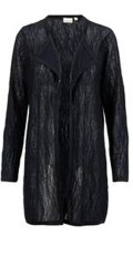 Signature - Fine cardigan in a refined loose design with open front also in a fine quality