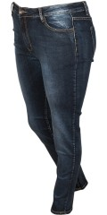 Vanting  - Slim jeans with super stretch,  s jeans with wash effect