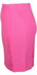 Zhenzi - Strechy nederdel med elastik i hele taljen