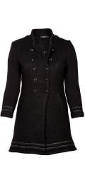 Zoey - Jannie Jacket in lecker Material