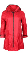 Normann - Rain jacket with cap and 2 outside pockets also 1 inside pocket