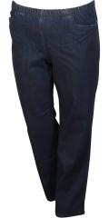 Zhenzi - Jazzy bukser dongeri med strikk i hele taljen