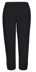 Zhenzi - Legging in stylish strechy quality with rubber band in whole the waist