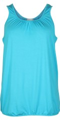 Cassiopeia - Basis top with width straps and elastic closure at the bottom