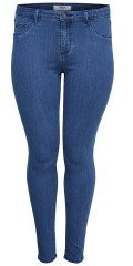 ONLY Carmakoma - Jeans/leggings with super stretch and 2 back pockets