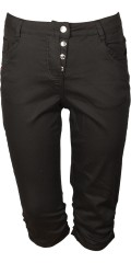 Zhenzi - Stomp pants, super strechy twill with adjustable rubber band in the waist