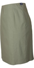 Robell - Christy skirt with rubber band in whole the waist and fine stichings front