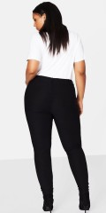 Zizzi - Amy jeans with belt straps and 5 pockets