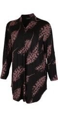 Handberg - Big shirt with print