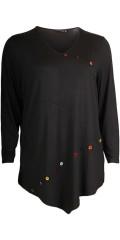 Handberg - Tunika med pynta knappar