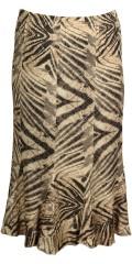 Handberg - Skirt print