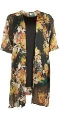 Que - Kimono med korta ärm