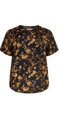 ONLY Carmakoma - Patterned blouse