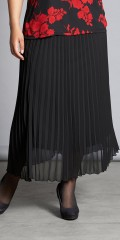Studio Clothing - Pleated skirt in chiffon