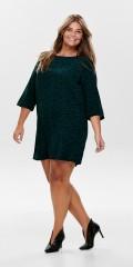 ONLY Carmakoma - Carluxeve klänning tunika