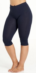 Sandgaard - Basis leggins 3/4 i strechy materiale