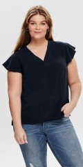 ONLY Carmakoma - Curvy top