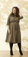 Zhenzi - Skjorte dress l/s