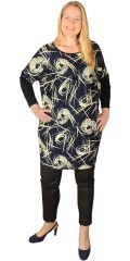 Studio Clothing - Läcker oversize klänning/tunika