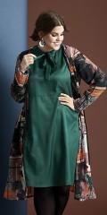 Zhenzi - Kimono l/s, krepp chiffon