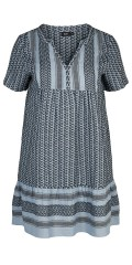 Zizzi - Dress with print