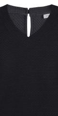 Zhenzi - Bluse, jaquard knit