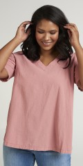 Zizzi - Blouse in 100% cotton
