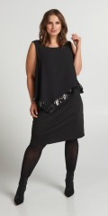 Zizzi - Xtian knee dress