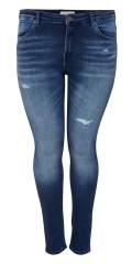 ONLY Carmakoma - Carcarma variabel skinny jog jeans mbd