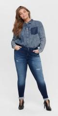 ONLY Carmakoma - Carcarma dünn Jeans