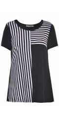Studio Clothing - T-shirt in striped design