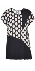 Studio Clothing - Bluse i polkadot