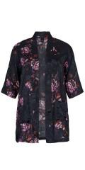 Kimono i jaquard