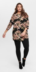 ONLY Carmakoma - Tunica with floral print