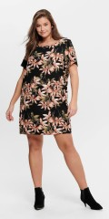 ONLY Carmakoma - Curvy printed dress