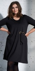 Adia Fashion - Kleid mit smart Detail