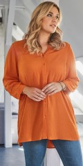 CISO - Shirt blouse crepe viscose