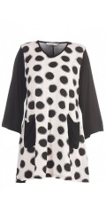 Studio Clothing - Dot tunic